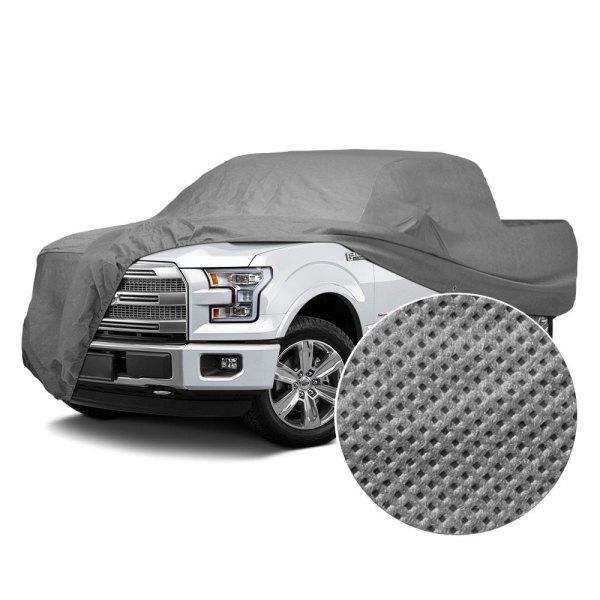Rain Barrier™ Gray Car Cover