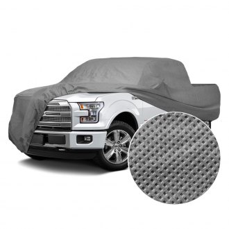 Budge® - Rain Barrier™ Gray Truck Cover