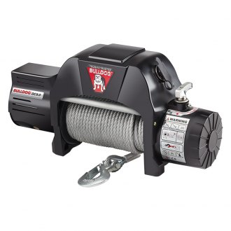 Bulldog® - DC Electric Heavy Duty Winch