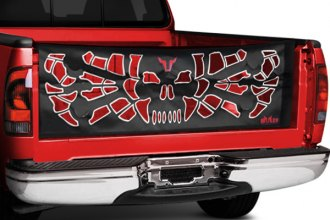 Bully® - Tailgate Net with Skull and Bully Logo