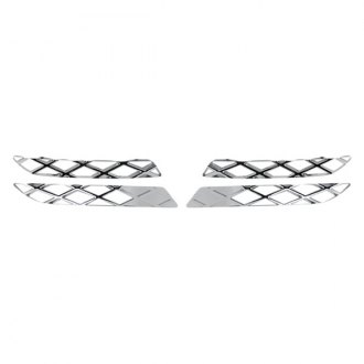 Bully® - 1-Pc Chrome Mesh Grille