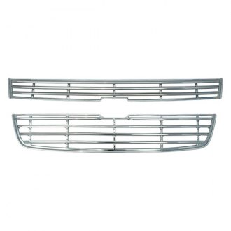 Bully® - 2-Pc Imposter Chrome Billet Main Grille