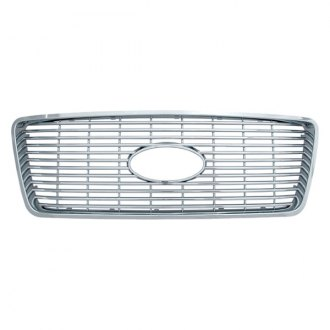 Bully® - 1-Pc Honeycomb Style Imposter Chrome Billet Main Grille