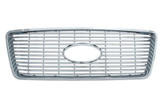 Bully® - Honeycomb Style Imposter Chrome Plated ABS Plastic Billet Grille