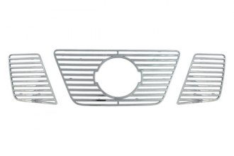 Bully® - Imposter Chrome Plated ABS Plastic Grille Insert