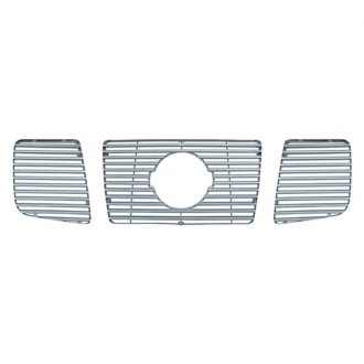 Bully® - 3-Pc Imposter Chrome Billet Main Grille