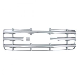 Bully® - 2-Pc Imposter Chrome Main Grille