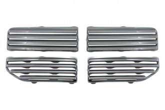 Bully® - Imposter Chrome Billet Grille Overlay