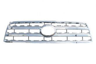 Bully® - Chrome Plated ABS Plastic Billet Grille