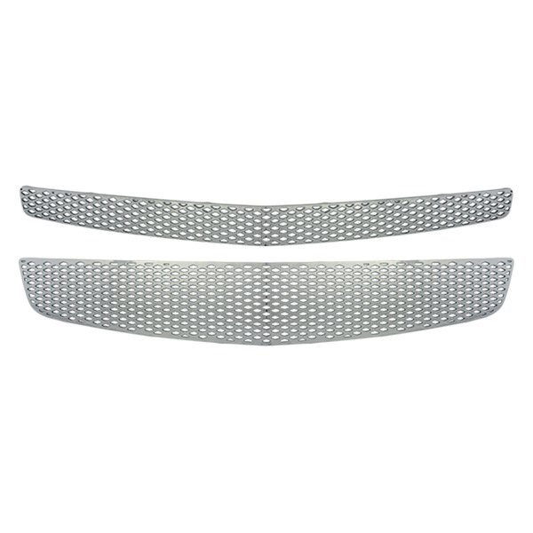 Bully® - Chrome Plated ABS Plastic Grille Insert