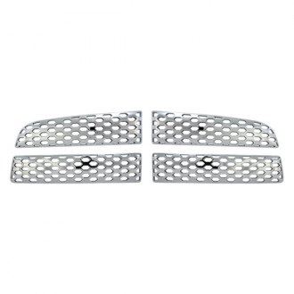 Bully® - 4-Pc Chrome CNC Grille