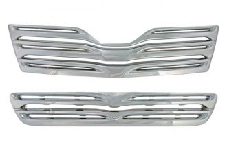 Bully® - Chrome Plated ABS Plastic Grille