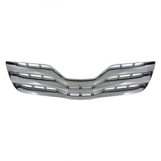 Bully® - 1-Pc Chrome Billet Main Grille