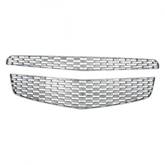 Bully® - 2-Pc Chrome Main Grille