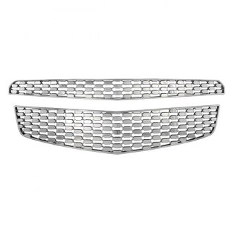 Bully® - 2-Pc Chrome Grille
