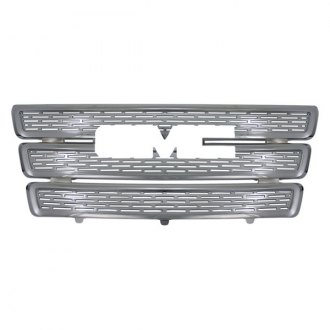 Bully® - 1-Pc Imposter Chrome Grille