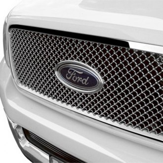 Bully® - Chrome Plated Grille