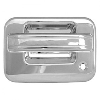 Bully® - Chrome ABS Plastic Door Handle Covers