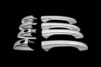 Bully® - Triple Chrome Plated Door Handle Cover Kit