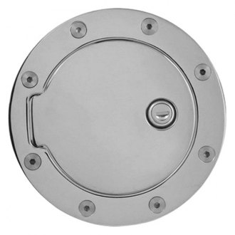 Bully® - Locking Chrome Gas Cap Cover