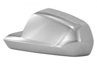 Bully® - Chrome Plated ABS Plastic Full Mirror Covers