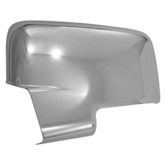 Bully® - Chrome ABS Plastic Mirror Covers