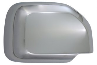 Bully® - Chrome Plated ABS Plastic Door Mirror Covers
