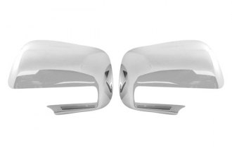 Bully® - Chrome Plated ABS Plastic Mirror Covers