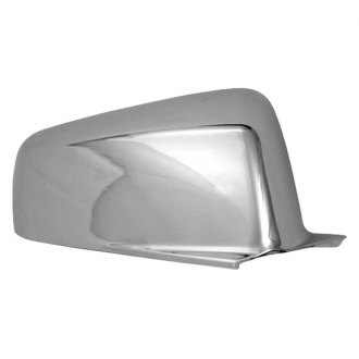 Bully® - Chrome ABS Plastic Tow Mirror Covers