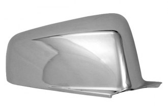 Bully® - Chrome Plated ABS Plastic Tow Mirror Covers