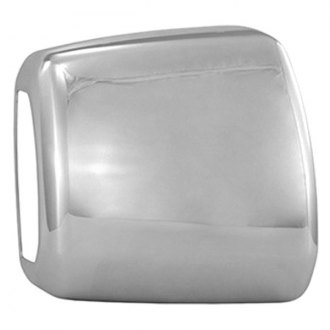 Bully® - Chrome ABS Plastic Towing Mirror Covers
