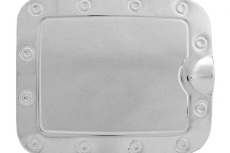 Bully® - Polished Stainless Steel Fuel Door Cover
