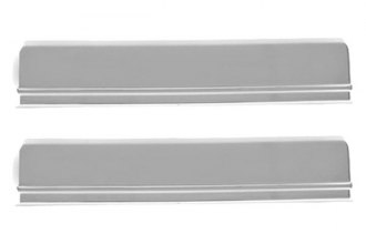 Bully® - Chrome Stainless Steel Door Handle Cover Kit