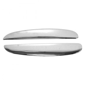 Bully® - Chrome Stainless Steel Door Handle Lever Covers
