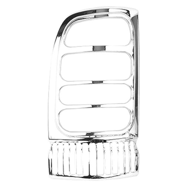bully sdl 301 dodge ram 1500 1999 chrome tail light covers. Black Bedroom Furniture Sets. Home Design Ideas