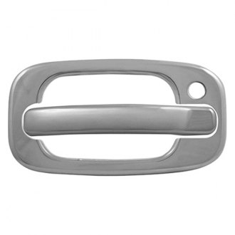 Bully® - Chrome Stainless Steel Rear Hatch Handle Cover