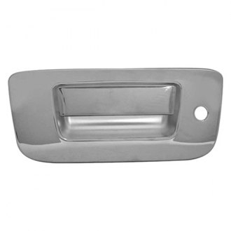 Bully® - Chrome Stainless Steel Tailgate Handle Cover