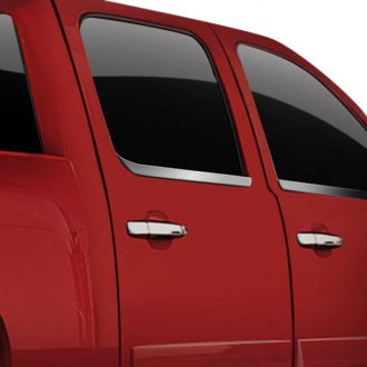Bully® - Stainless Steel Window Trim