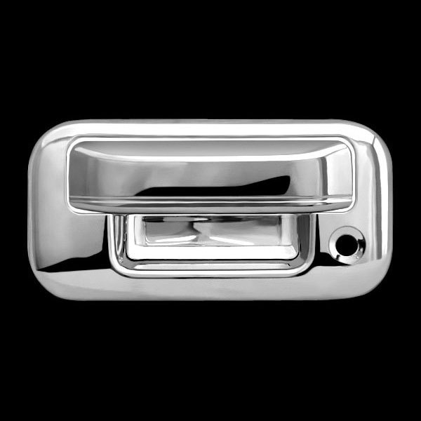 Bully® - Chrome Triple Chrome Plated Tailgate Handle Cover