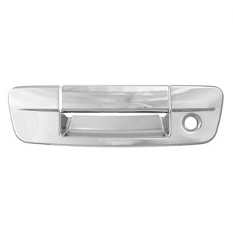 Bully® - Chrome ABS Plastic Tailgate Handle Cover