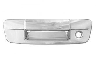 Bully® - Triple Chrome Plated ABS Plastic Tailgate Handle Cover