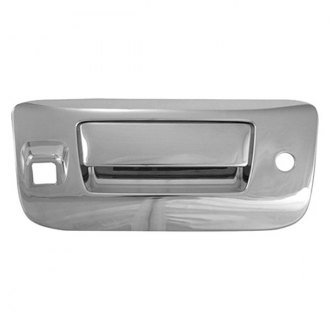 Bully® - Triple Chrome ABS Plastic Tailgate Handle Cover