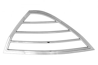 Bully® - Chrome Tail Light Bezels