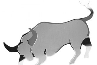 Bully® - Stainless Steel Emblem