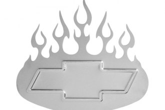 Bully® - Stainless Steel Flame Emblem