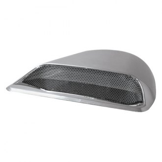 Bully® - Chrome Vector Hood Scoop