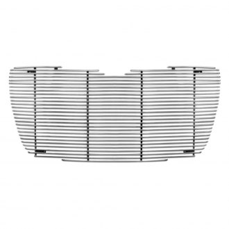 Bully® - 1-Pc Polished Horizontal Billet Main Grille