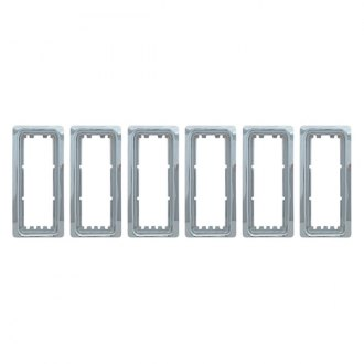Bully® - 7-Pc Imposter Series Chrome Main Grille