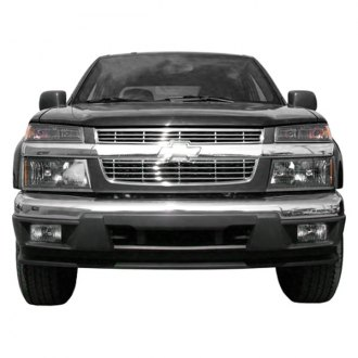 Bully® - 2-Pc Imposter Series Chrome Billet Main Grille
