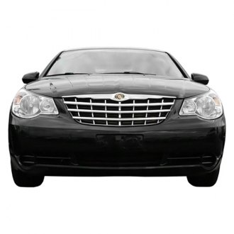 2008 Chrysler Sebring Custom Grilles Billet Mesh Led